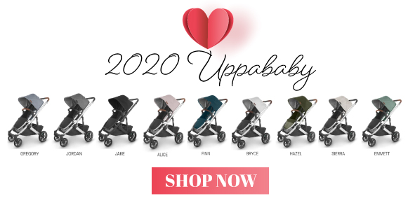 SHOP 2020 UPPAbaby Collection