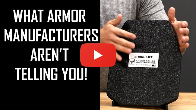 What Armor Manufacturers Aren't Telling You