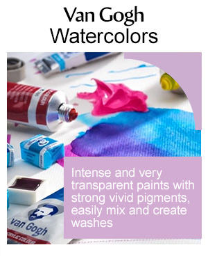 Shop Van Gogh watercolors