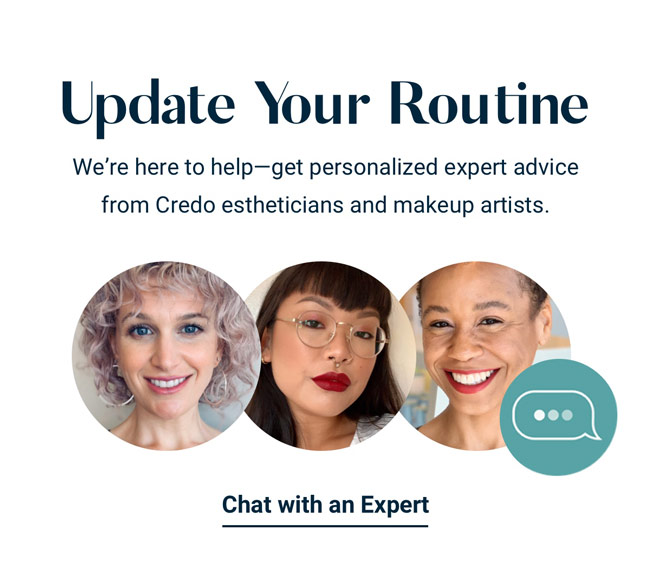 Update Your Routine | Chat with an Expert
