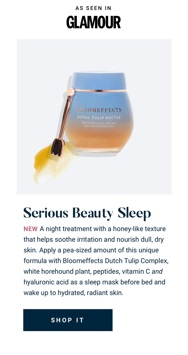 NEW Royal Tulip Nectar | As seen in GLAMOUR