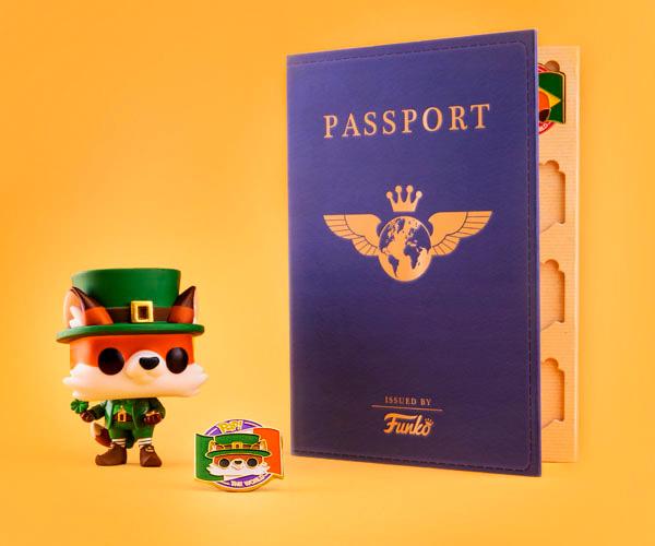 Introducing Finley | Pop! Around the World