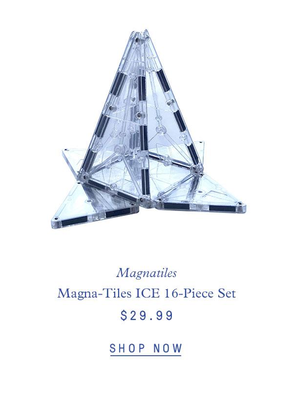 Magnatiles Magna-Tiles ICE 16-Piece Set $29.99