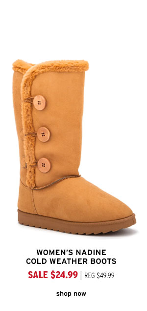 Women's Nadine Cold Weather Boots - Click to Shop Now