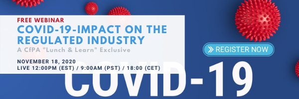 COVID-19-Impact on the Regulated Industry
