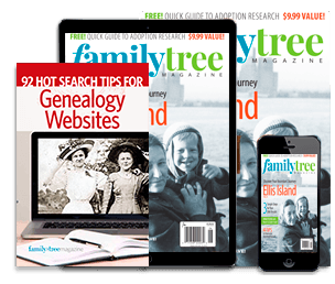 Subscribe to Family Tree Magazine