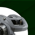 Okuma Komodo SS Low Profile Baitcast Reels