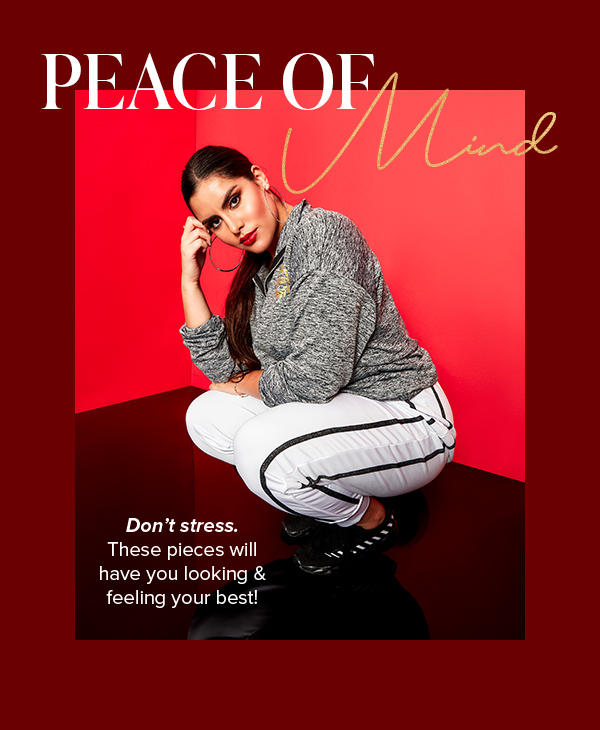 Peace of Mind | Shop Activewear