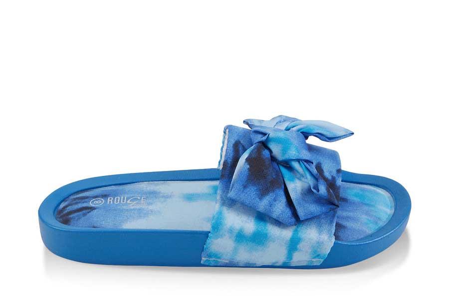 Bow Detail Pool Slides