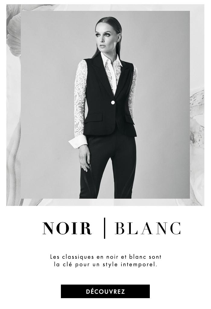 Sélection Noir & Blanc