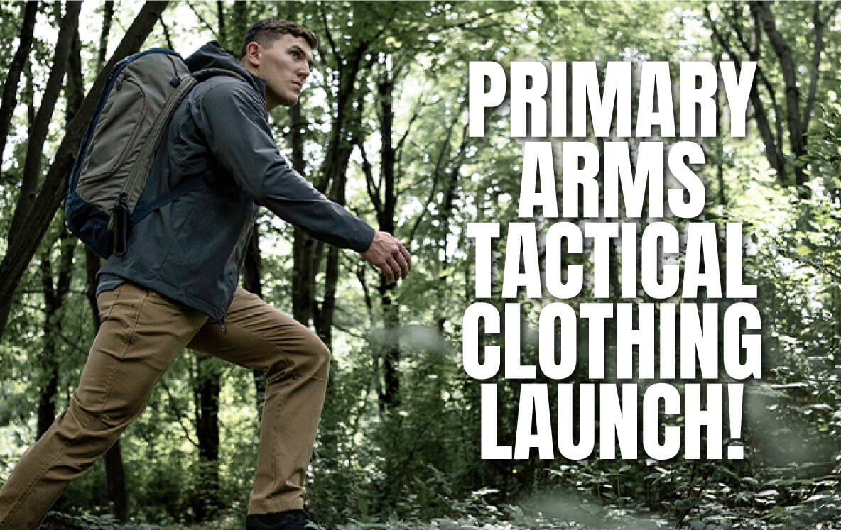 Tactical Clothing Now Available