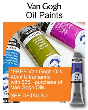 Shop Van Gogh Oil Paints