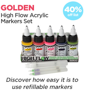 Shop Golden high flow acrylics