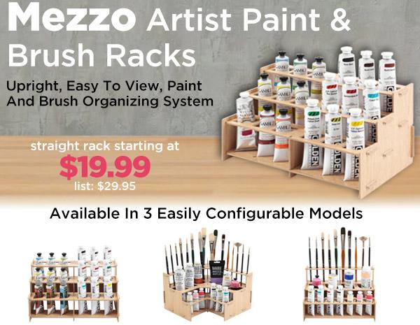 Shop Mezzo paint racks