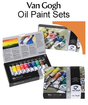 Shop Van Gogh oil sets