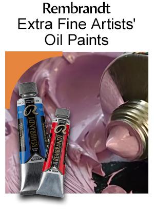 Shop Rembrandt oil paints