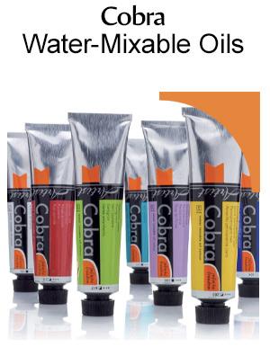 Shop Cobra water mixable oils
