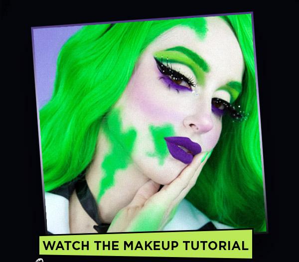 watch the makeup tutorial