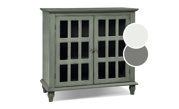 Bray Accent Cabinet.