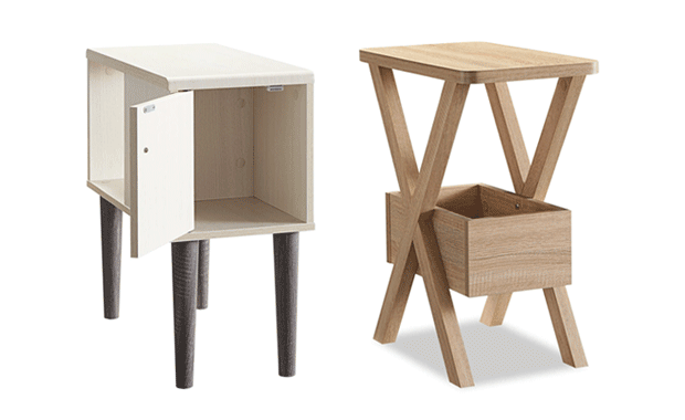 Torry Chairside Table.