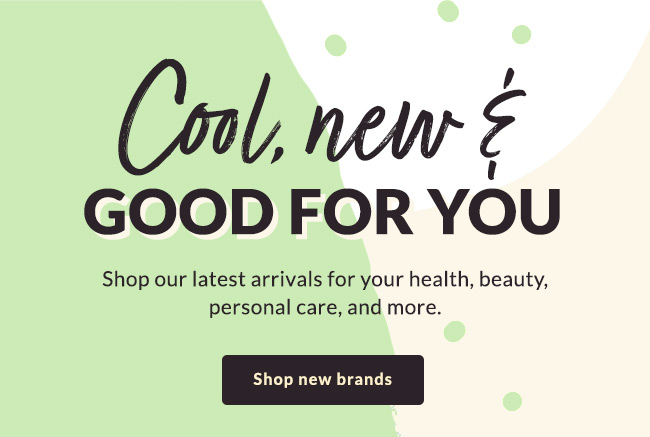 Cool, new & good for you