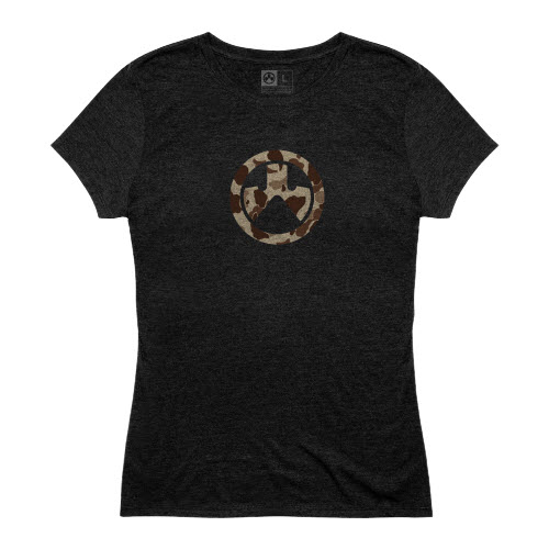 Women's Raider Camo T-Shirt
