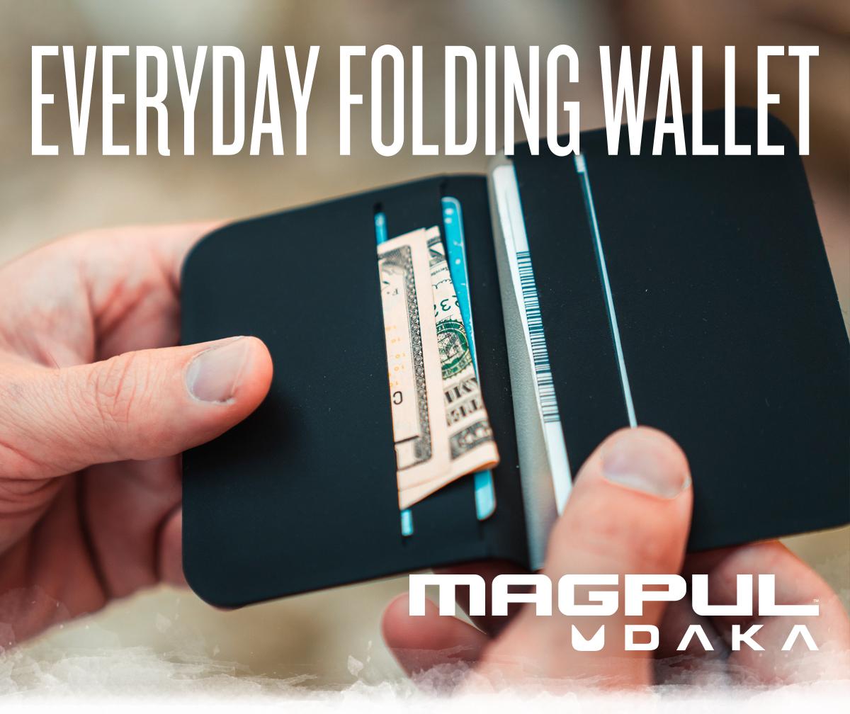 Magpul® DAKA® Everyday Folding Wallet
